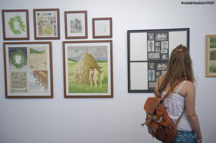 Figurazioa, paisaiak, abstraktua eta moda