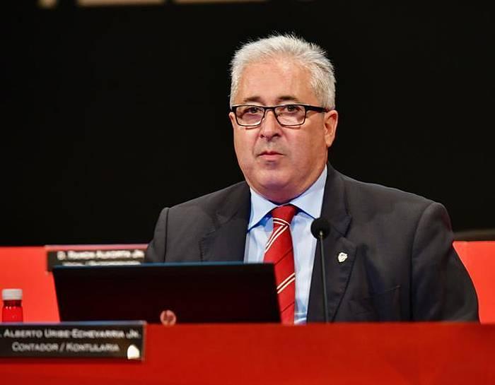 Alberto Uribe-Etxebarria: Zazpi urteko esperientzia