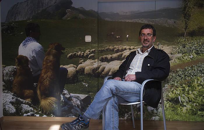 """""""Lur emankorrak izatea bermatzeko modua da nekazaritza ekologikoa"""""""