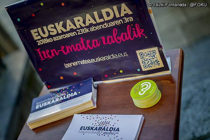 Euskaraldia Bizkaian