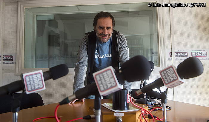 """""""Non dago euskarazko irratientzat gordetako bigarren lizentzia?"""""""
