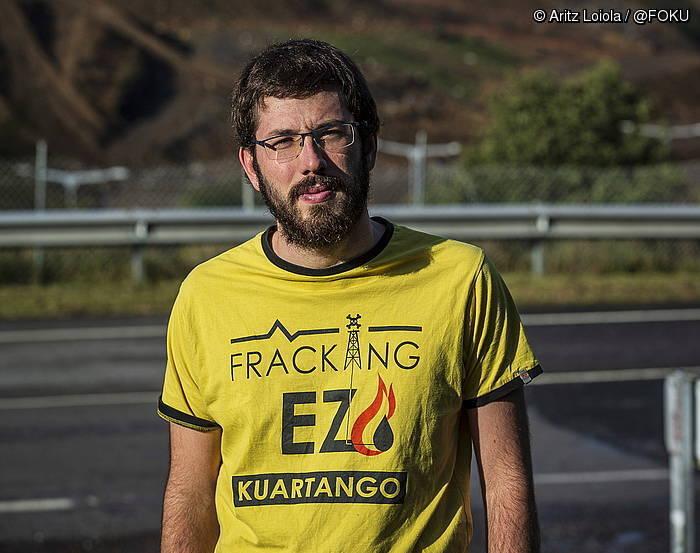 """""""Hemen ere badira klima krisiaren arduradunak, eta asko dago egiteko"""""""