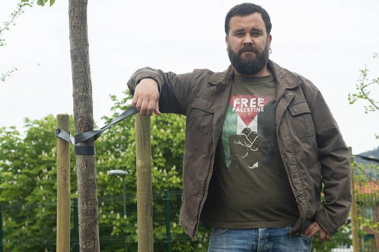 """Sergio Vadillo: """"Saiatu behar dugu hitzarmen hau beste enpresetara zabaltzen"""""""